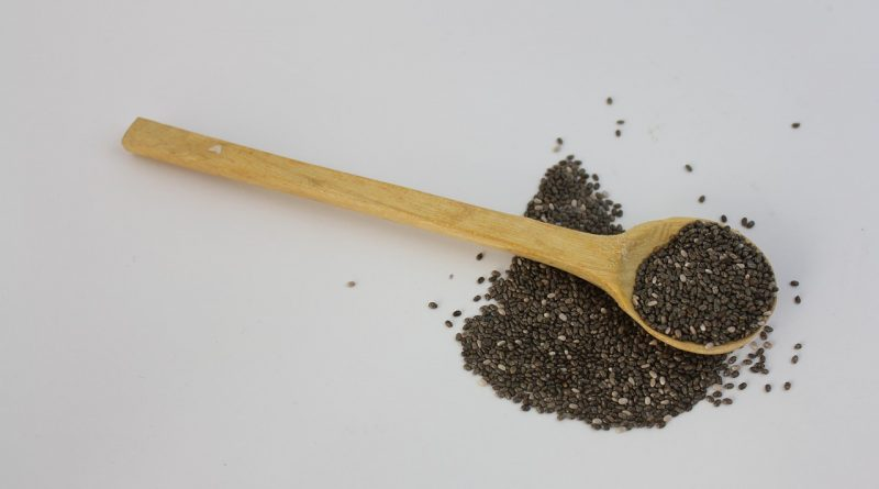 Seminte de chia si lamaie