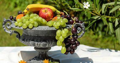 fructe si legume in luna august
