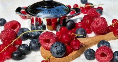 dieta cu fructe de padure