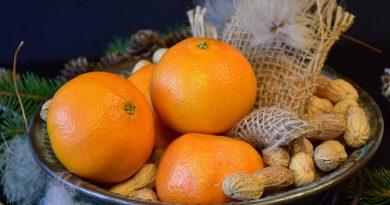 beneficiile mandarinelor