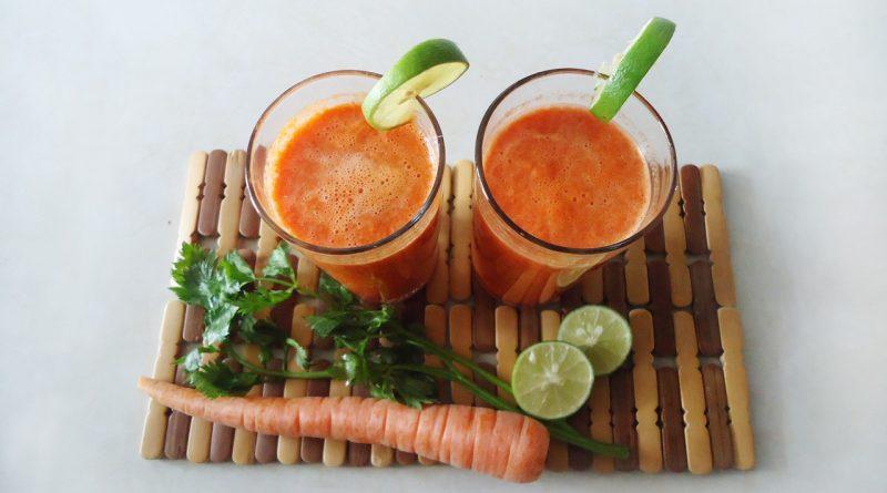 dieta cu suc de morcovi