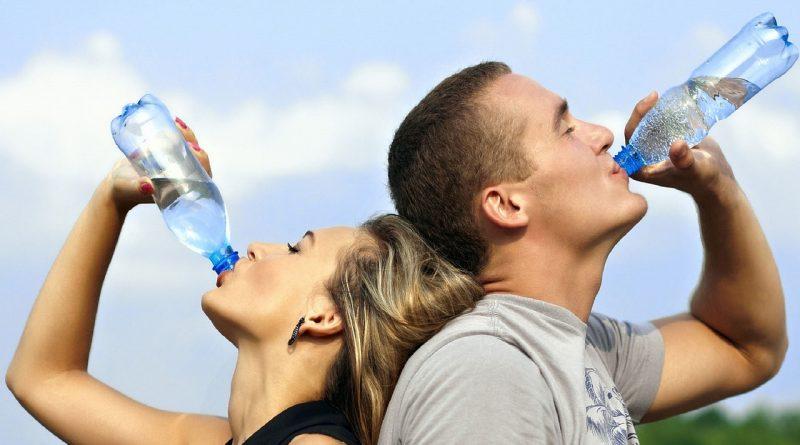 semne ca bei prea multa apa