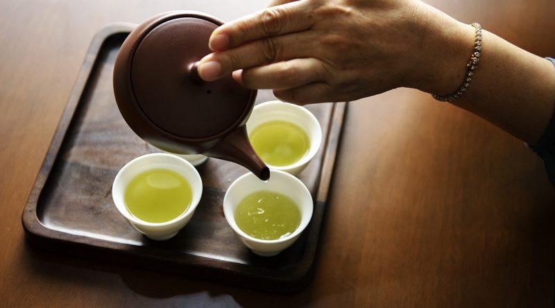 cura de slabire cu ceai verde