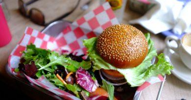 burger vegetal