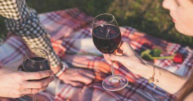 un pahar de vin pe zi