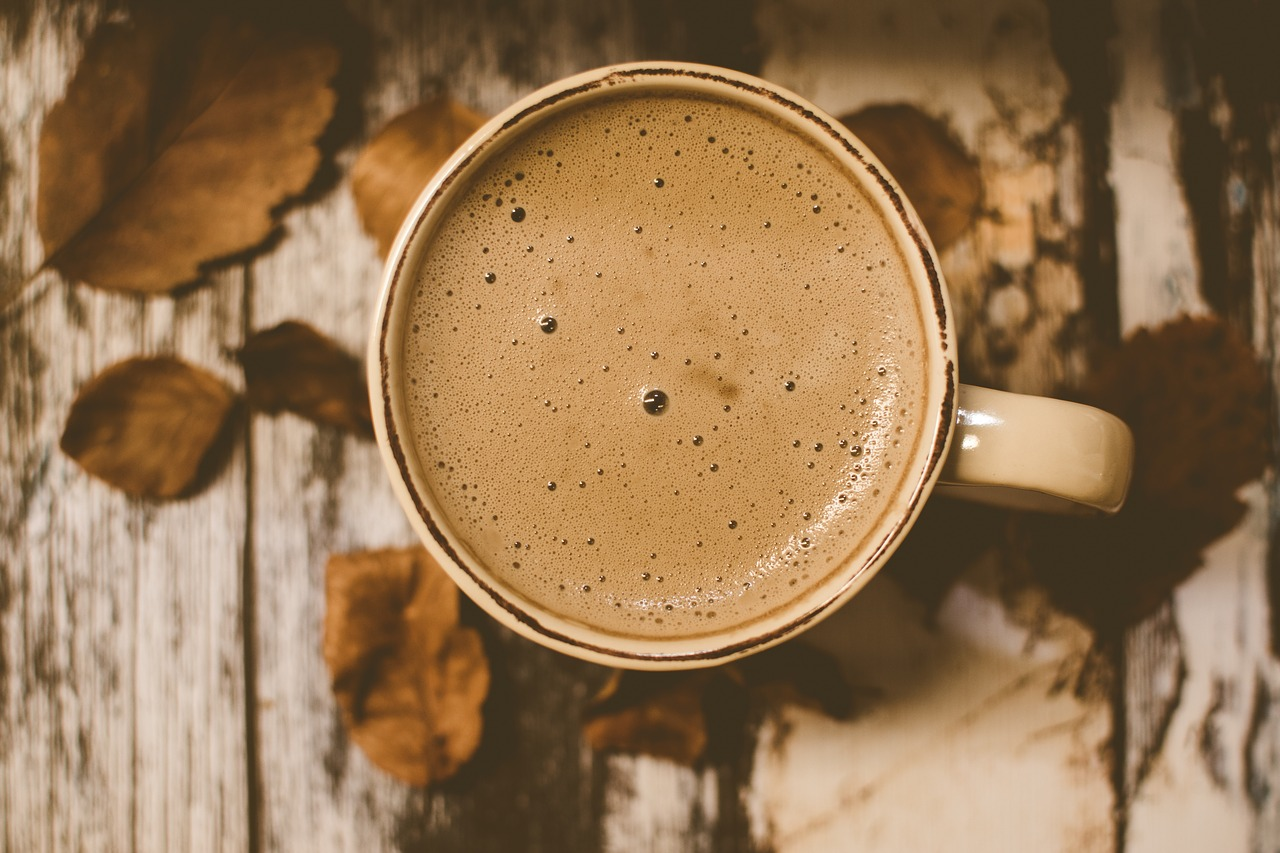 cafea cu ulei de cocos pt slabit)