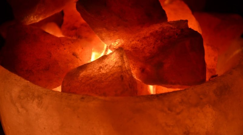lampa de sare himalaya