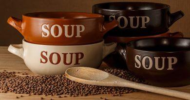 Supa de slabit cu linte, mere si…cartofi dulci