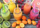 Cand se bea sucul de fructe si legume?
