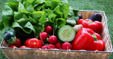 Salata cu efect antiinflamator
