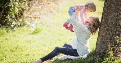 imbratisarea copilului