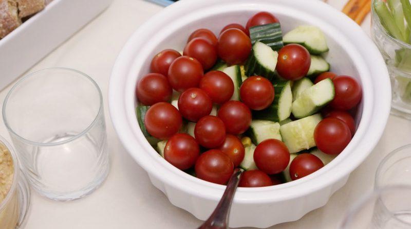 dieta cu rosii si castraveti