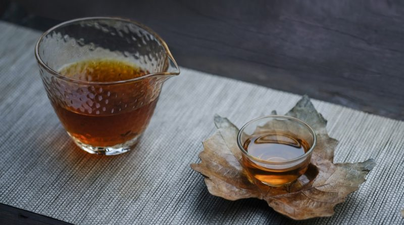 ceai de dafin cu scortisoara