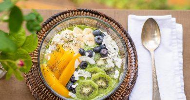 Portia de sanatate a zilei – mango sau afine?