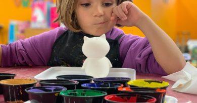 Cum sa-ti ajuti copilul sa fie creativ?