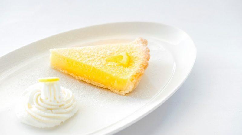RETETA de weekend – tarta cu lamaie, fara zahar